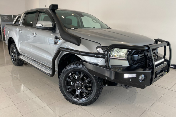 2021 MY21.75 Ford Ranger PX MkIII XLT Double Cab Utility Image 1