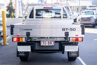 2021 Mazda BT-50 TF XT 4x2 Freestyle Cab Chassis Cab chassis Image 5