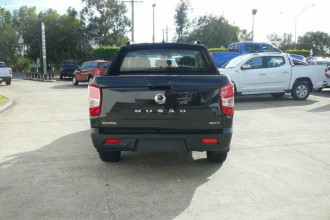 2018 SsangYong Musso Q200 Ultimate Dual cab utility