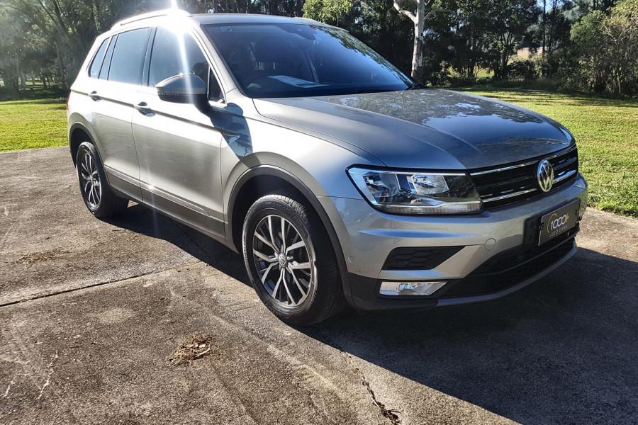2016 MY17 Volkswagen Tiguan 5N MY17 132TSI Suv