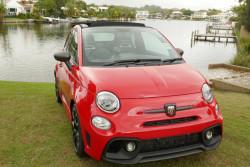 Fiat Abarth Manual 595 Competizione 180hp
