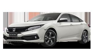 2020 Honda Civic 10th Gen VTi-LX Sedan