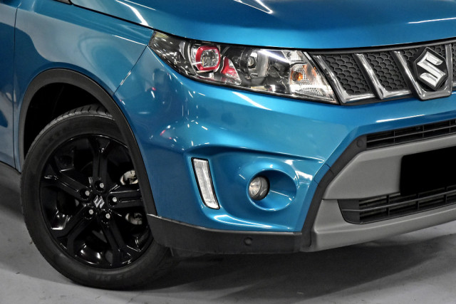 2016 Suzuki Vitara LY S Turbo Suv Image 5