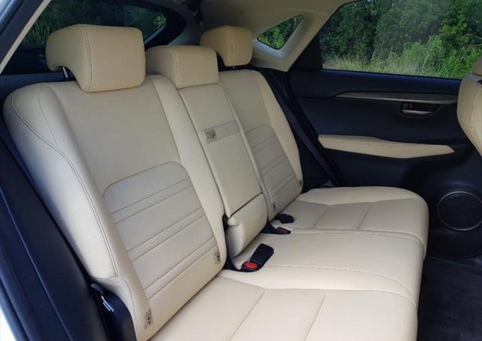 2014 Lexus Nx AYZ15R NX300h NX300h - Luxury Suv