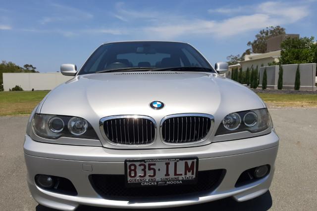 2004 BMW 3 Series E46  320Ci Coupe Image 2