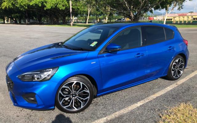 2018 MY19 Ford Focus -- ST Line Hatch Hatchback