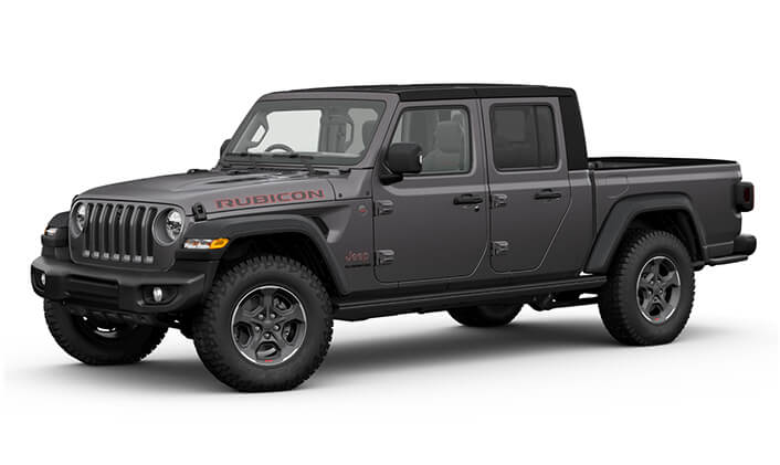 2020 Jeep Gladiator Rubicon Suv
