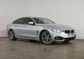 BMW 4 20d Gran Coupe Sport Line Bmw 4 20d