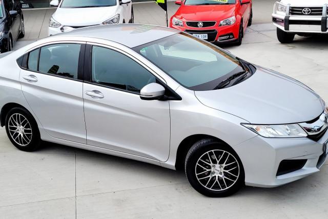 2014 Honda City VTi