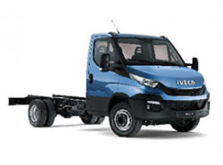 New Iveco Daily Cab Chassis