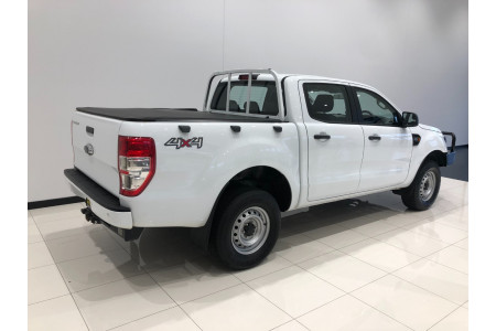 2017 Ford Ranger PX MkII Turbo XL 4x4 dual cab Image 4