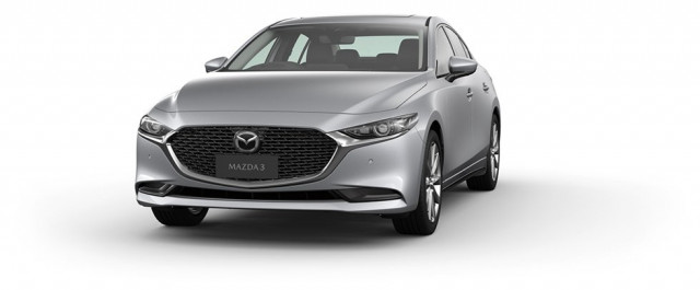 2020 Mazda 3 BP G25 Astina Sedan Sedan Mobile Image 3