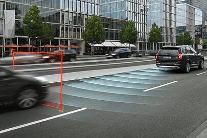 BLISTM and Cross Traffic Alert Image
