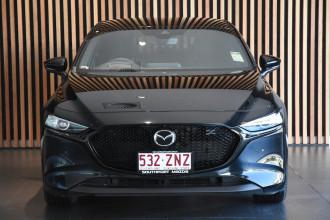 2019 Mazda 3 BP G25 Evolve Hatch Hatchback Image 2