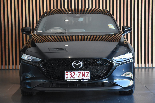 2019 Mazda 3 BP G25 Evolve Hatch Hatchback Image 2