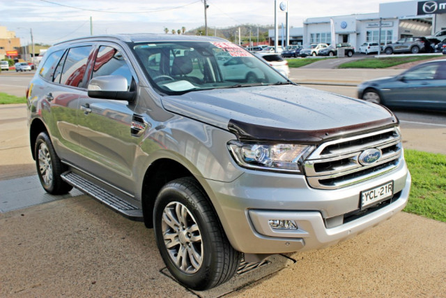 2015 Ford Everest UA Trend Suv Image 4