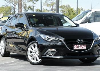 Mazda 3 SP25 SKYACTIV-Drive Astina BM5438