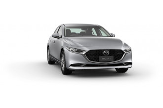 2021 MY20 Mazda 3 BP G20 Pure Sedan Sedan Image 5