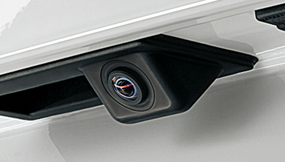 Superb Rear View Camera