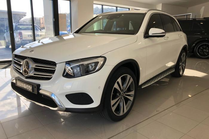 2017 MY08 Mercedes-Benz Glc-class X253 808MY GLC250 d Wagon