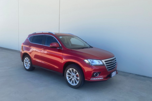 2015 MY19 Haval H2 LUX Suv