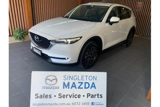 2017 Mazda CX-5 KF4W2A Suv