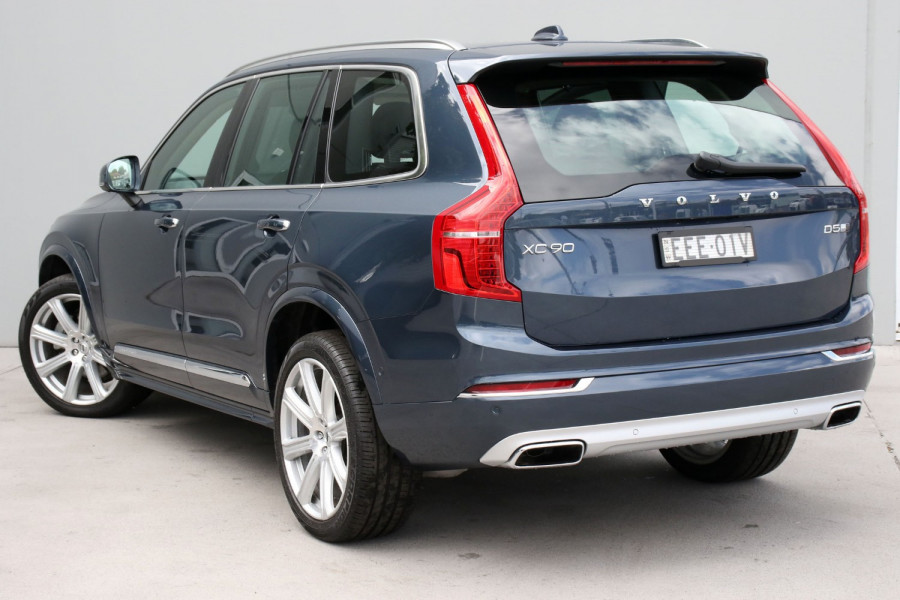 2019 Volvo XC90 L Series D5 Inscription Suv Image 2