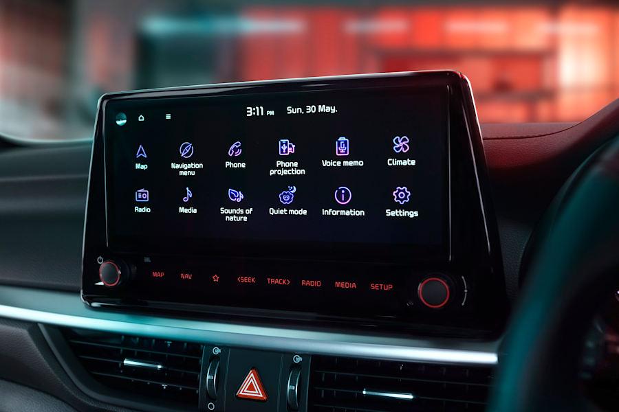 New Cerato Sedan 10.25
