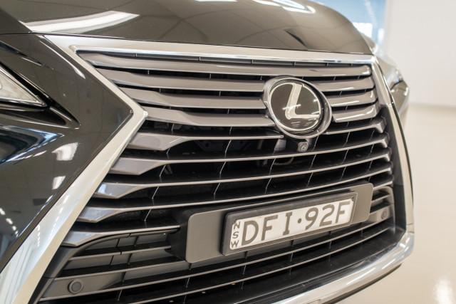 2016 Lexus Rx GGL25R 350 Sports Lux Suv Image 14