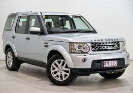 Land Rover Discovery 4 4 2.7 Tdv6 Land Rover Discovery 4 2.7 Tdv6 Auto