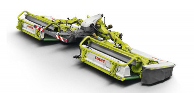 New CLAAS DISCO Mower