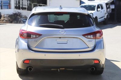 2015 Mazda 3 BM Series SP25 Astina Sedan Image 3
