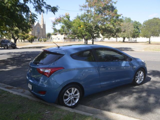 2013 Hyundai I30 GD Coupe Hatchback