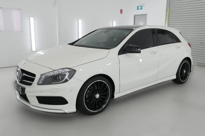 2015 MY06 Mercedes-Benz A-class W176 806MY A200 Hatchback