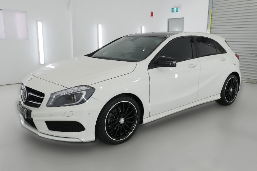 2015 MY06 Mercedes-Benz A-class W176 806MY A200 Hatchback