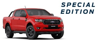 4x4 Ranger Sport Double Cab Pick-up Manual