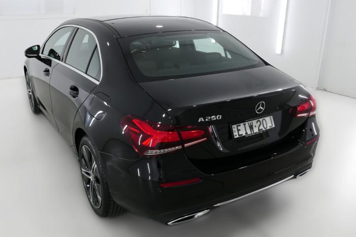 2019 Mercedes-Benz A Class A250 Sedan Image 19