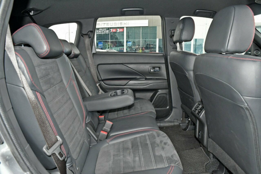 2020 Mitsubishi Outlander ZL MY20 Black Edition 2WD Suv