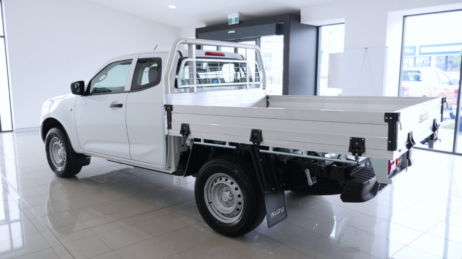 2020 MY21 Isuzu UTE D-MAX RG SX 4x4 Space Cab Chassis Cab chassis Image 20