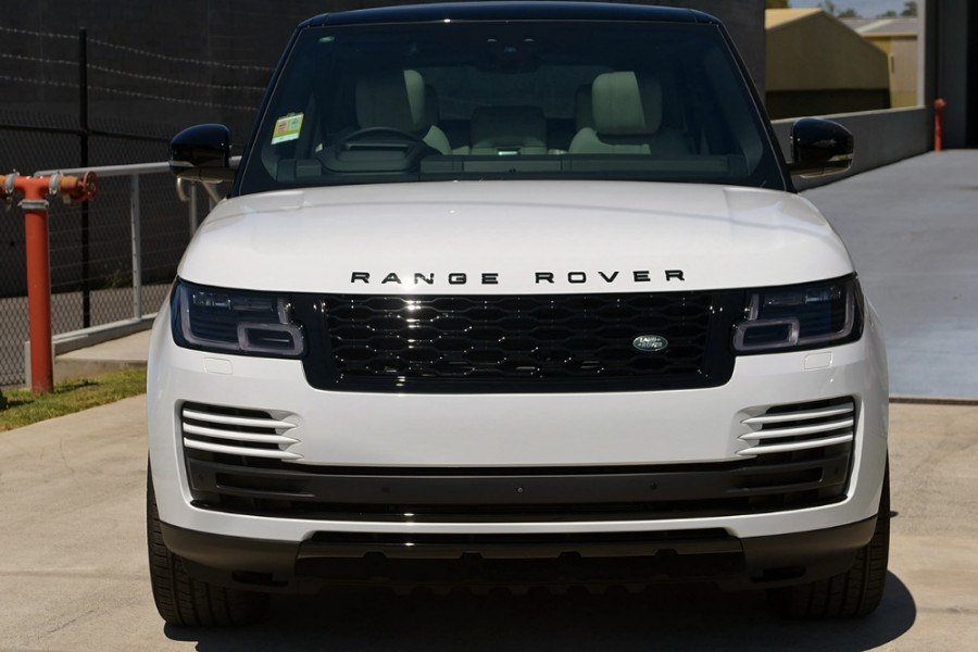 2018 MY19 Land Rover Range Rover L405 Vogue Suv Mobile Image 4