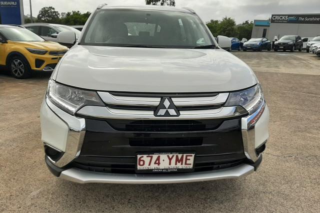 2018 MY18.5 Mitsubishi Outlander ZL ES Suv Image 2