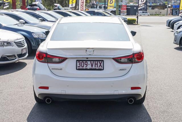 2014 Mazda 6 GJ MY14 Touring Sedan Image 3
