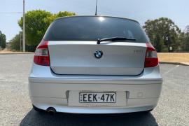 2006 BMW 1 Series E87 118i Hatchback Mobile Image 4