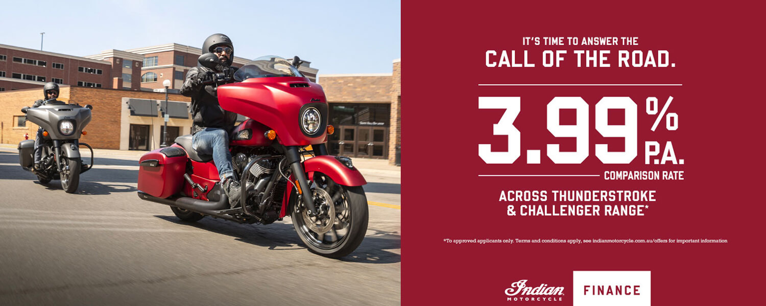 Indian Motorcycle Finance