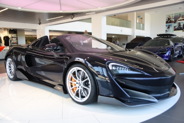 2019 Mclaren P13 Sports Series Convertible Image 3