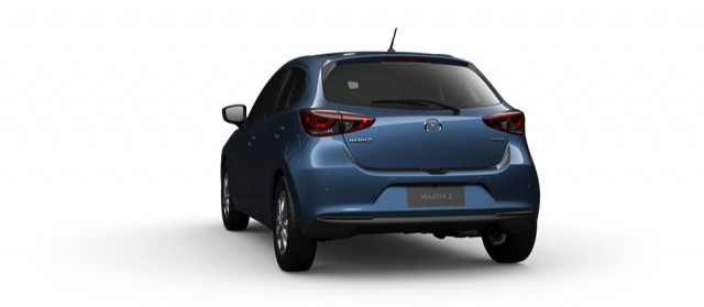 2021 MY20 Mazda 2 DJ Series G15 Pure Hatchback Mobile Image 16