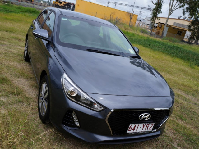 2018 MY19 Hyundai i30 PD2 Active Sedan