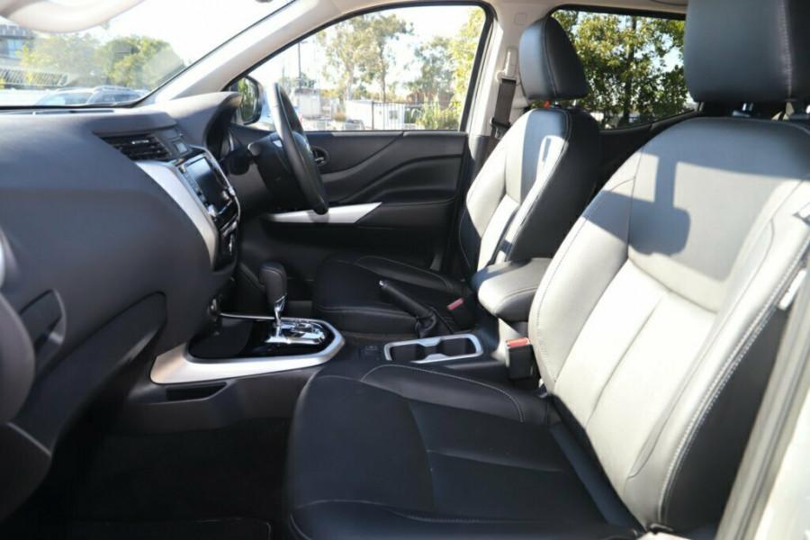 2020 Nissan Navara D23 Series 4 ST-X 4x4 Dual Cab Pickup Utility Image 12
