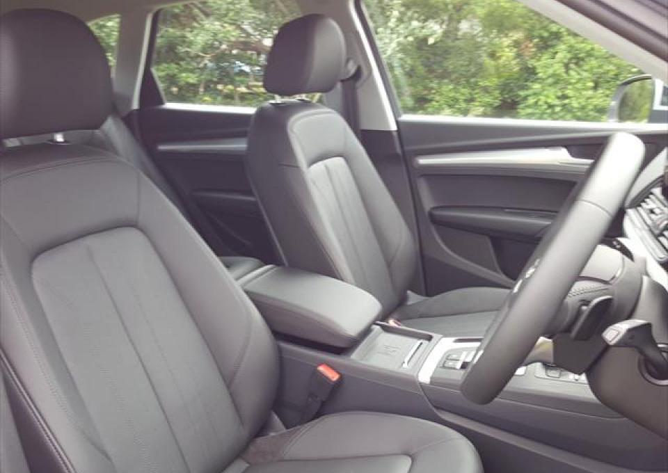 2018 MY19 Audi Q5 FY  45 TFSI 45 TFSI - design Suv