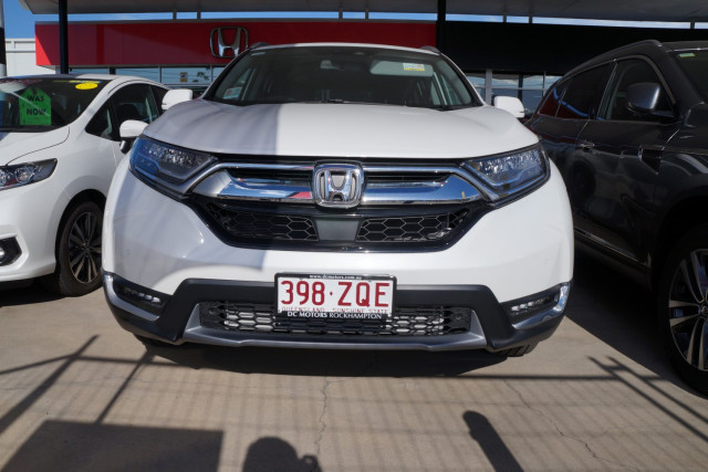 2019 MY20 Honda CR-V RW VTi-LX AWD Suv